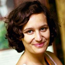 Evelyn Preis, freie Mitarbeiterin beim Team der Paria-Stiftung