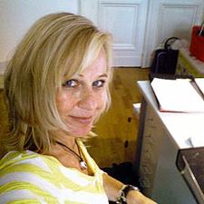 Katja Sturm, Geschäftsführerin der Paria-Stiftung