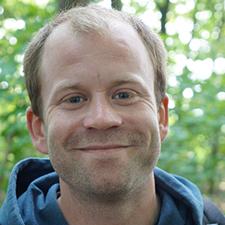 Markus Porr, pädagogischer Mitarbeiter beim Team der Paria-Stiftung
