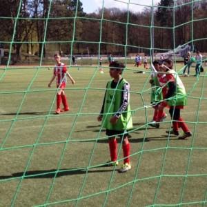 Fußball-Training für unsere Paria-Kinder