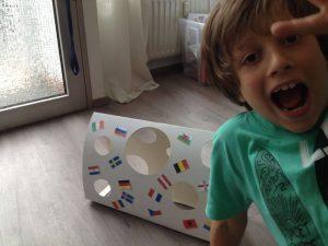 """""""TOOOOOR!"""" für die Paria-Stiftung..."""