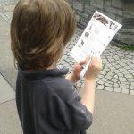 Zoo-Rallye für die Paria-Kinder