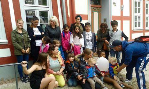 Ferienfreizeit der Paria Stiftung im Tabaluga Haus