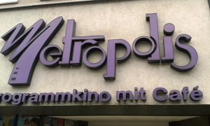 Ausflug ins Metropolis Kino mit der Paria Stiftung