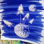 Bei der Paria Stiftung können Flüchtlinge ihren Gefühlen kreativ Ausdruck verleihen.