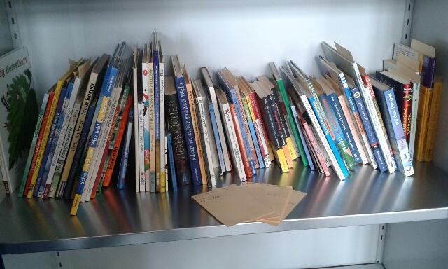 Richtiges Verhalten in der Bibliothek
