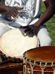 Afrikanische Beats in Köln