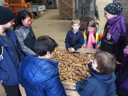 """Aktion """"Lebensmittelrettung"""" mit der Paria Stiftung"""