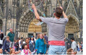 Kultur-Kids op Köln-Tour
