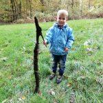 Die Natur entdecken - Paria Stiftung Herbstcamp auf Gut Alte Heide