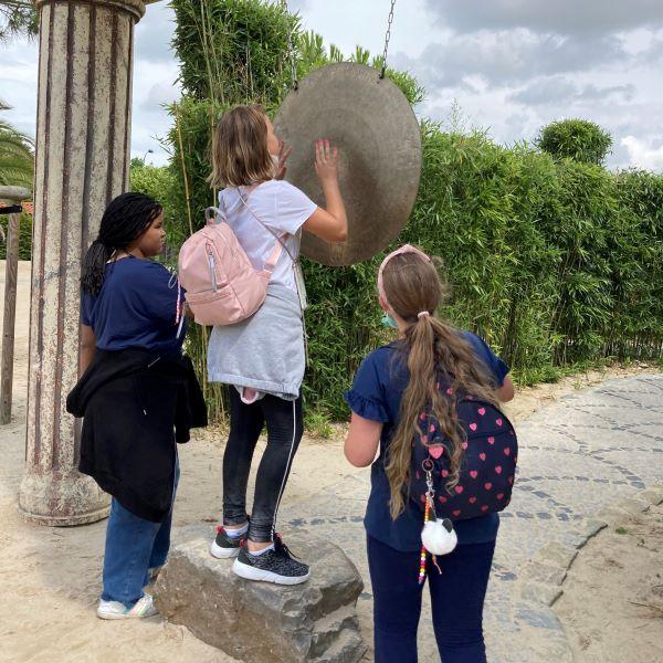 Ausflug der Paria Kids nach Ir(r)land