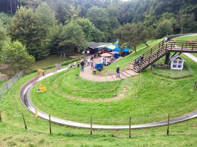 Sommerrodelbahn Altenahr bittet um mehr Besucher
